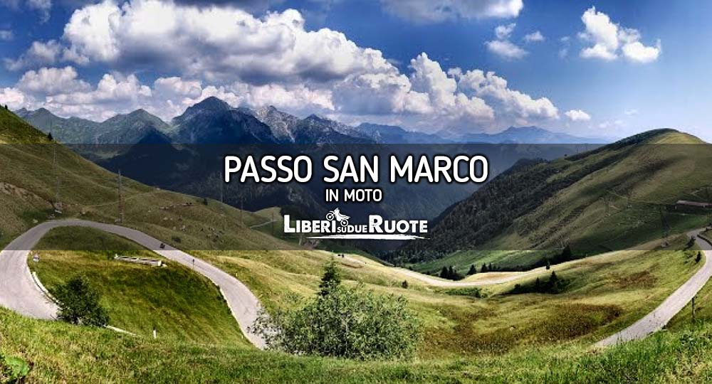 passo san marco in moto