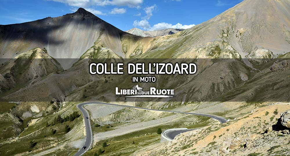 Colle dell'Izoard in moto